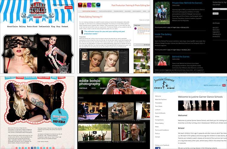 Zaposphere Website Design