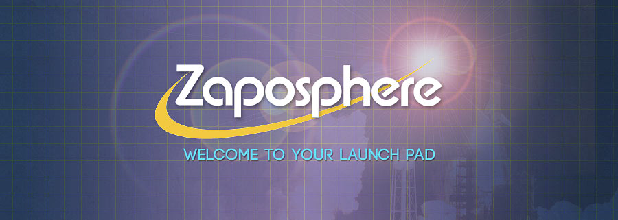 Zaposphere - Welcome to your launch pad