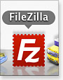 FileZilla FTP client