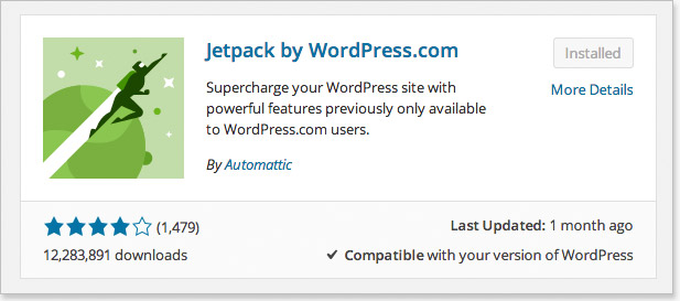 New plugin browser in WordPress 4.0