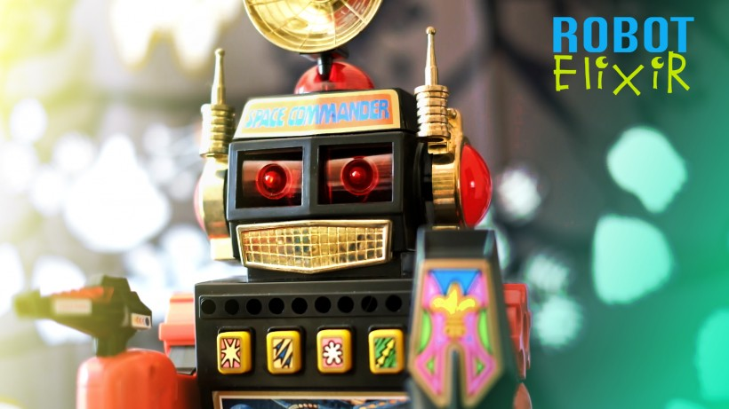 Toy Robots Videos by RobotElixir