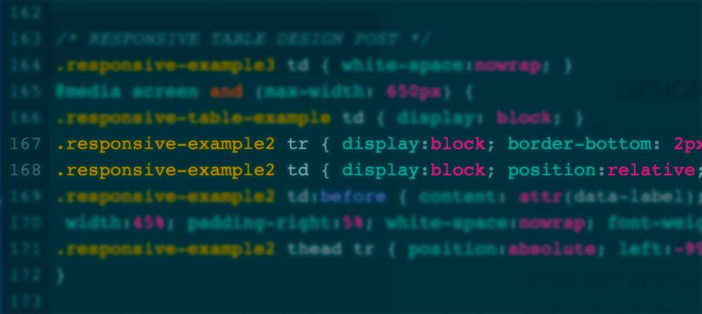 Thesis custom css code