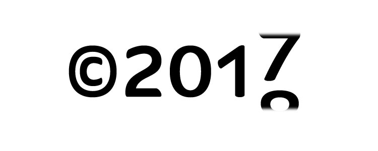 Automatic Update The Footer Date Year