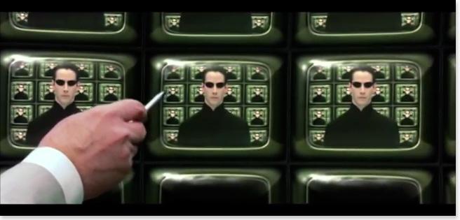 The Matrix Reloaded - Architect Scene