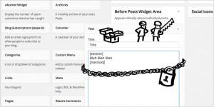 Allow shortcodes in widgets